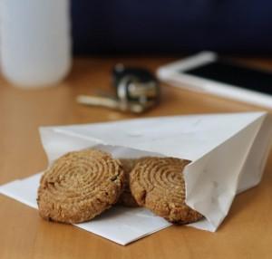 Totally nutskoekjes uit Bakken met haver