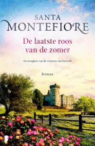 Santa Montefiore Deverill 3 De laatste roos van de zomer