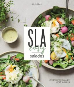SLA easy salades Ida de Haart