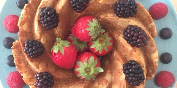Natascha bakt amandelcake, een succesrecept