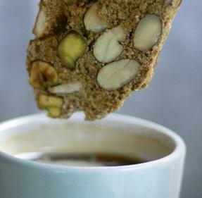 Natascha bakt cantuccini