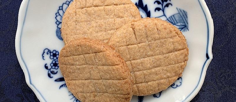 koekjes bij de thee_recept uit 1756