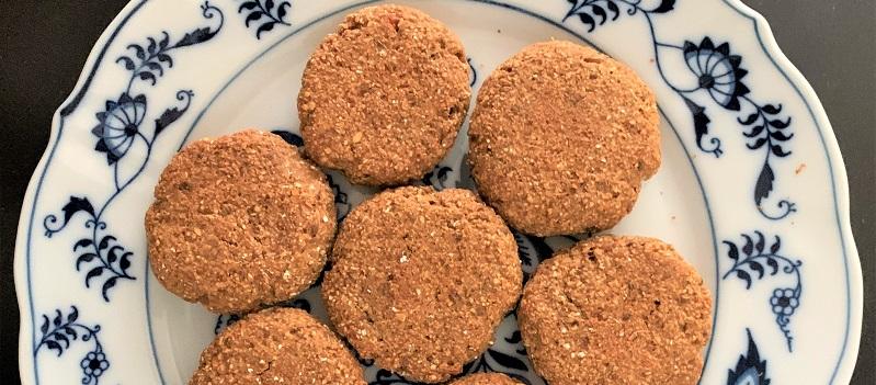 suikervrije anyskoekjes Het Nederlands koekjesboek