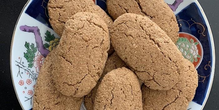 kruidkoeken suikervrij Het Nederlandse koekjesboek