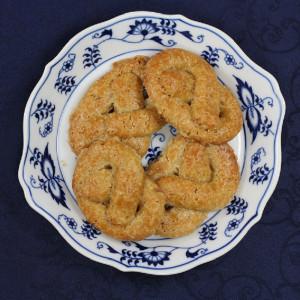 Krakelingen uit Het Nederlandse koekjesboek nvds