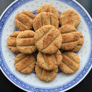 Heerenkoekjes zonder suiker en tarwe uit HNKB